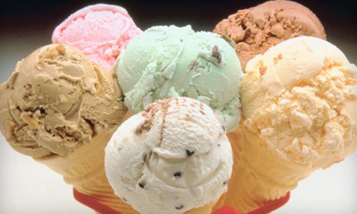 Chill Ice Cream Shoppe - Virginia Beach: One Ice-Cream Cake or $5 for $10 Worth of Ice-Cream Treats at Chill Ice Cream Shoppe