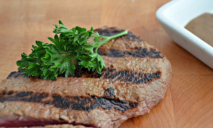 Beetnik Foods - Austin: Small or Large Spring Grass-Fed Beef Package from Beetnik Foods (Up to 55% Off)