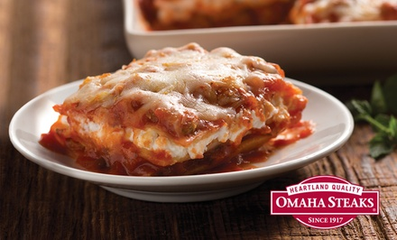 Ready-to-Cook Meals from Omaha Steaks.  Two options. (Up to 64% Off )