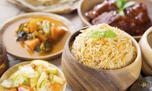 Menú hindú para dos con entrante, principal y bebida por 24,95 €