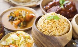 Taj: Menú hindú para dos con entrante, principal y bebida por 24,95 €