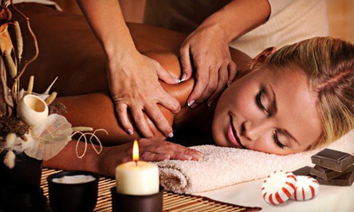 Zenya Yoga & Massage Studio - Port Warwick: $39 for a 60-Minute Pumpkin-Spice or Chocolate-Peppermint Massage at Zenya Yoga & Massage Studio ($80 Value)