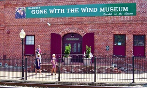 Marietta Gone with the Wind Museum: Visit for Two or Four to Marietta Gone with the Wind Museum (Up to 39% Off)