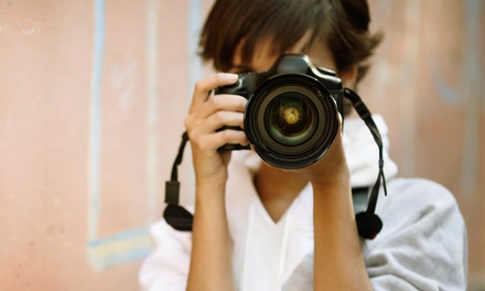 Digital-Photography Class and Field Trip from YourPhotoSafari.com (55% Off)