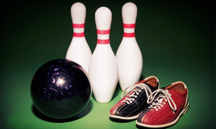Kearny Mesa Bowl - Kearny Mesa Bowl: $30 for Two Hours of Bowling with Shoe Rental for Up to Four at Kearny Mesa Bowl (Up to $62 Value)
