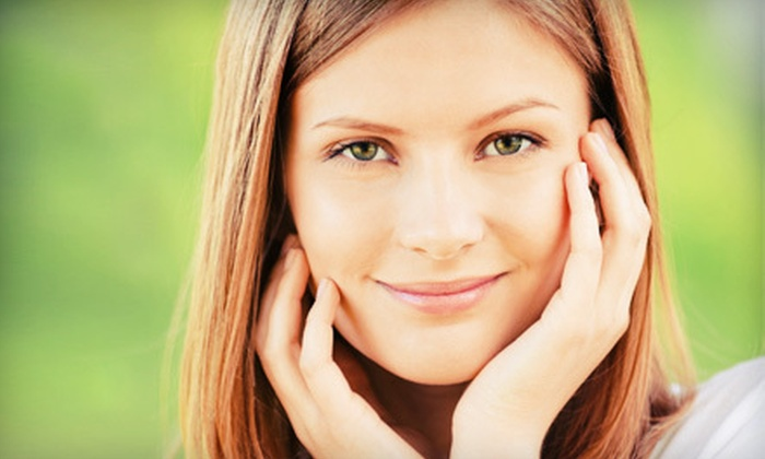 Thesiger Plastic Surgery - Vienna: One or Three Vitamin C Facials, or One Men's Facial at Thesiger Plastic Surgery in Chevy Chase (Up to 62% Off)