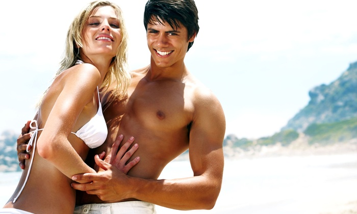 Essentials Medical Day Spa - Brockton: $63 for Three Airbrush Spray Tans at Essentials Medical Day Spa ($120 Value)