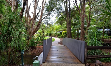 Port Macquarie: 2 to 7Night Gateway for Four People at 4* Flynns Beach Resort