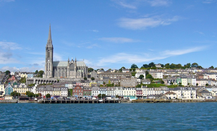 Cork Bay: 1 or 2 Nights for Two with Breakfast, Late Check-Out and Option for Dinner at WatersEdge Hotel Cobh