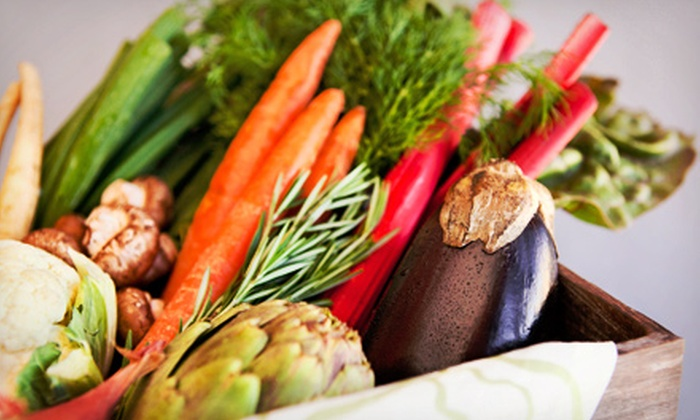 Green Earth Organics - Grandview-Woodland: C$55 for $100 Worth of Groceries and Delivery from Green Earth Organics