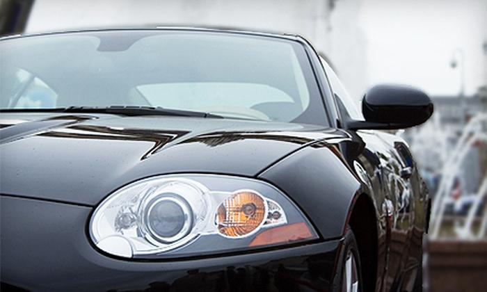 Cogar Auto Detailing - Medina: Interior and Exterior Detail at Cogar Auto Detailing (Up to 77% Off). Four Options Available.