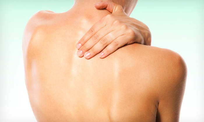 Beyler Chiropractic - Madison: Myofascial-Release Therapy Session at Beyler Chiropractic (Up to 75% Off). Three Options Available.
