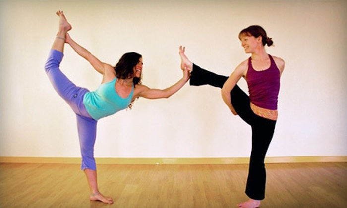 Laughing Lotus Yoga of Anchorage - Taku / Campbell: 10 or 20 Yoga Classes at Laughing Lotus Yoga of Anchorage (Up to 64% Off)