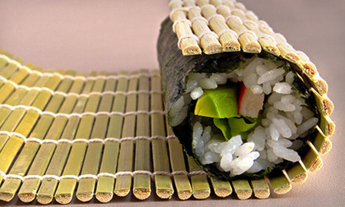 Cucumber - Cucumber Sushi: Dine-In or Carryout Asian Food at Cucumber (Half Off)