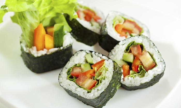 Birmingham Sushi Classes - Wasabi Juan's: Beginner-Sushi-Making Class for 1, 2, or 4 from Birmingham Sushi Classes (46% Off)