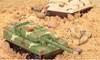 Tobar Remote-Control Battle Tanks