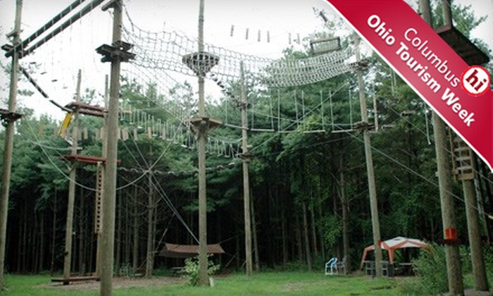 Summit Vision - Blendon: $19 for Four Hours of Open-Play Rope Climbing at Summit Vision in Westerville ($40 Value)