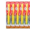 6-Pack of Kids' Colgate Junior Toothbrushes