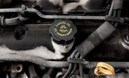 One, Two, or Three Oil Changes at Randall's Automotive Service (Up to 65% Off)