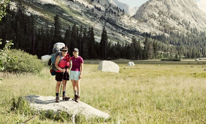 Trans-Sierra Club - Multiple Locations: $990 for an Eight-Night Trans-Sierra Trek to Mt. Whitney from Trans-Sierra Club ($1,750 Value). Three Dates Available.
