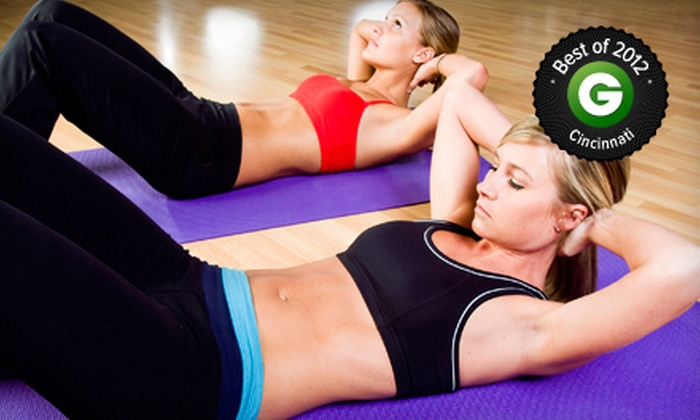 Bella Forza Fitness - Oakley: 5 or 10 Women's Morning Fitness Classes at Bella Forza Fitness (Up to 68% Off)