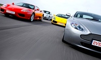 Supercar Driving Experience in Up to Four Cars at Everyman Racing