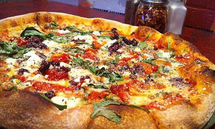 Crust - Upper Mesa Hills: $15 for $25 Worth of Italian Cuisine at Crust