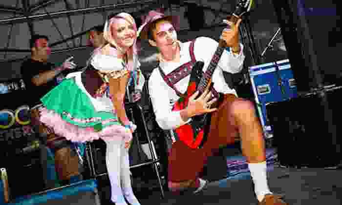 Xtoberfest 2013 - Xfinity Live! - Philadelphia: VIP or General Admission for 1 or 2 to Xtoberfest 2013 atXFINITY Live! Philadelphiaon Saturday, 9/28 (Up to 47% Off)
