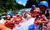 Canadian Rockies Rafting - Rafting Base: $55 for a Rafting Trip on the Kananaskis River from Canadian Rockies Adventure Centre ($110 Value)