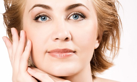 $59 for an Anti-Aging Spa Package with a European Facial, Peel, and Collagen Mask at Innerhealth (Up to $138 Value)
