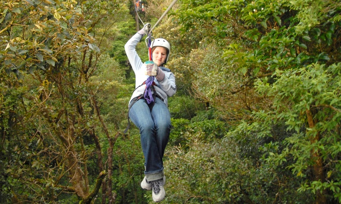 Beaumont Ranch - Grandview: Ziplining for One, Two, or Six at Beaumont Ranch             (Up to 64% Off)