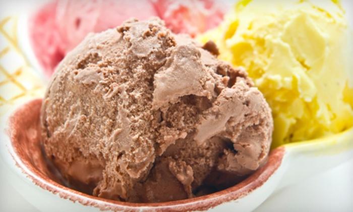 Edina Creamery - Edina: $15 for Three Groupons, Each Good for $10 Worth of Ice Cream and More at Edina Creamery
