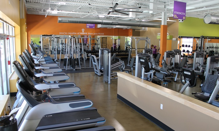 gym membership deals anytime fitness