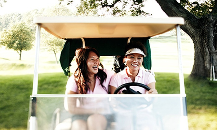Michaelbrook Ranch Golf Course - North Mission - Crawford: 18-Hole Round of Golf with Cart Rental for Two or Four at Michaelbrook Ranch Golf Course (Up to 55% Off)