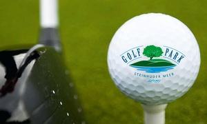 Golfpark Steinhuder Meer: 2 Stunden Golf-Schnupperkurs für 1 oder 2 Personen inkl. Prosecco im Golf Park Steinhuder Meer ab 10,90 € (50% sparen*)
