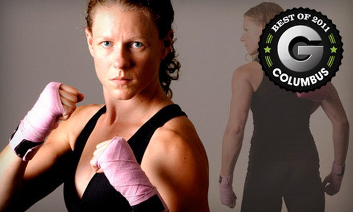 Ohio Krav Maga & Fitness - Multiple Locations: $35 for an Introductory Lesson and 10 Fitness or Self-Defense Classes at Ohio Krav Maga & Fitness ($151 Value)