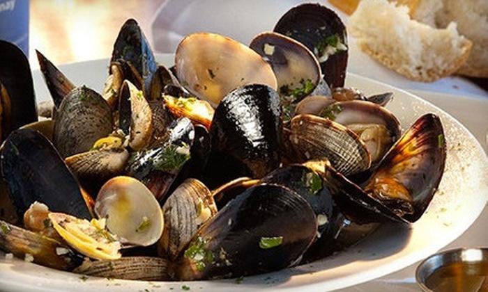 Enterprise Fish Co. - Santa Barbara: $15 for $30 Worth of Seafood at Enterprise Fish Co. – Santa Barbara