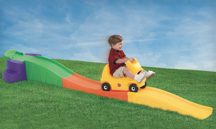 Step2 Up & Down Toy Roller Coaster: $79 for a Step2 Up & Down Toy Roller Coaster ($129.99 List Price). Free Shipping and Free Returns.