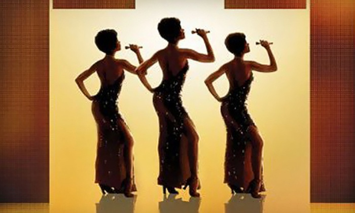 """Dreamgirls"" - Rialto Square Theatre: ""Dreamgirls"" Musical at Rialto Square Theatre on March 14 at 8 p.m. (Up to Half Off). Three Options Available."