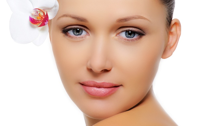 Cascade Day Spa - Cascade Park: $59 for a Face and Neck Microdermabrasion Treatment with Express Facial at Cascade Day Spa ($145 Value)