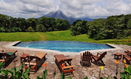 ✈ 8-Night Costa Rica Vacation with Airfare and Rental Car from Travel by Jen. Price/Person Based on Double Occupancy.
