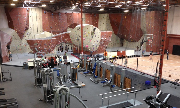 Rock Fitness - Wildomar: 5 or 10 Indoor Rock-Climbing Sessions at Rock Fitness (Up to 55% Off)