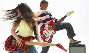Modern Music School: One Month of Band Classes or Private Music Lessons at Modern Music School (75% Off)