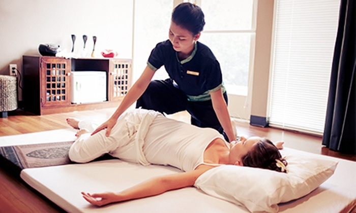 Origins Thai Spa - Origins Thai Spa: 60-Minute Individual or Couples Massage at Origins Thai Spa (Up to 56% Off)