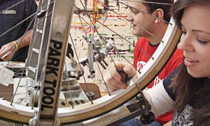 The Bicycle Guild: One Beginner, Intermediate, or Advanced Bike-Repair Class at The Bicycle Guild (50% Off)