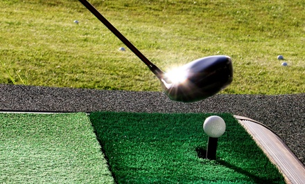 Two or Four Single-Day Admissions for One Person at Golf Nation (Up to 61% Off)