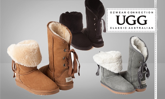 c2fc0ae4354 Jezebel UGG Boots | Groupon Goods