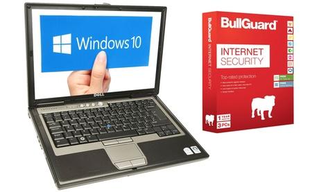 Portátil Dell D630 14'' reacondicionado, envío gratuito