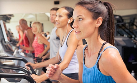 One or Three Months of Gym Access with Two Personal-Training Sessions at All Sport Fitness Center (Up to 83% Off)