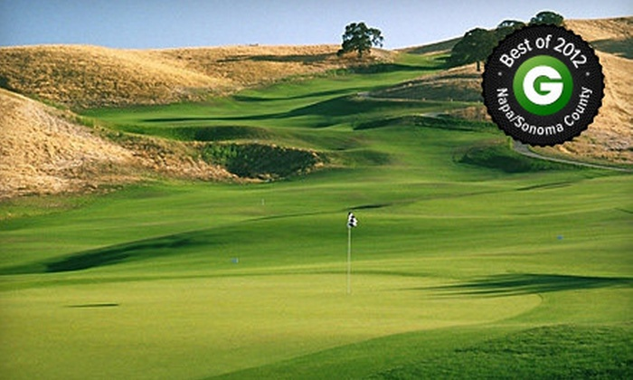 Roddy Ranch - Antioch: Round of Golf for Two with One Cart or Round of Golf for Four with Two Carts at Roddy Ranch (Up to 65% Off)